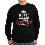 Prince George is Here Sweatshirt