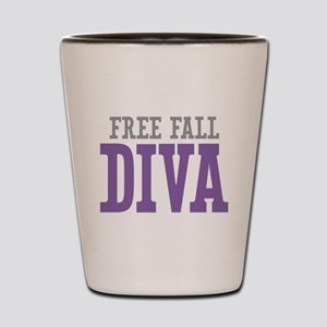 Free Fall DIVA Shot Glass