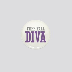 Free Fall DIVA Mini Button