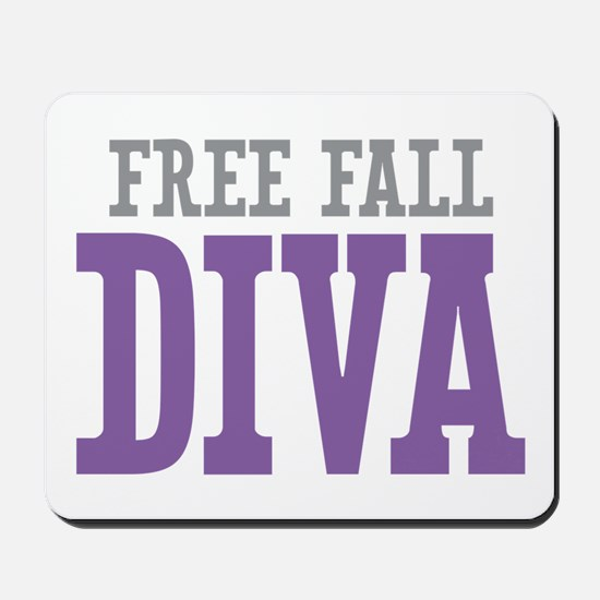 Free Fall DIVA Mousepad
