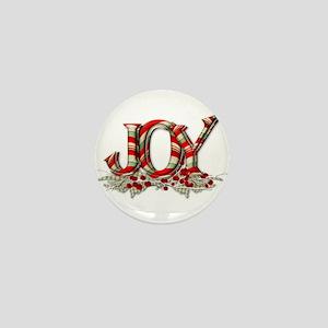 Christmas Joy Mini Button