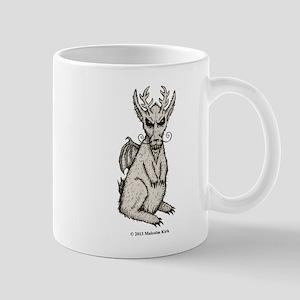 Spring-heeled Jackalope Small Mug