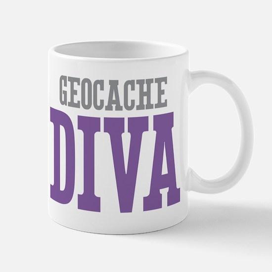 Geocache DIVA Mug