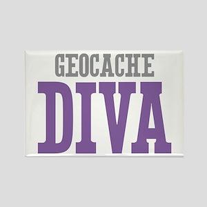 Geocache DIVA Rectangle Magnet