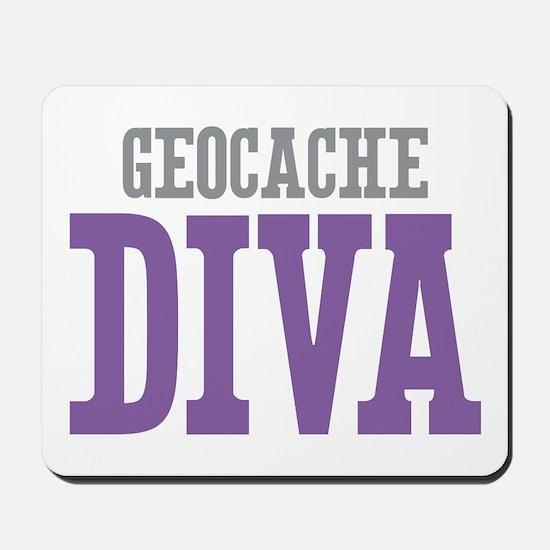 Geocache DIVA Mousepad