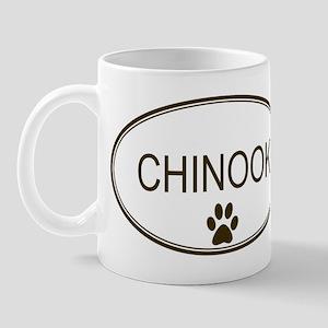 Oval Chinook Mug