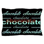 Celebrate Dark Chocolate Pillow Case