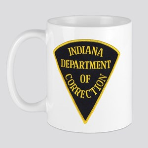Indiana Correction Mug