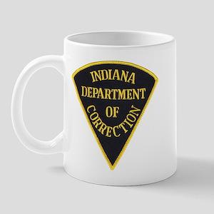 Indiana Correction Mug