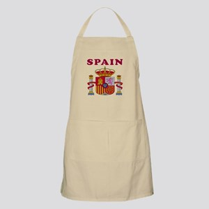 Spain Coat Of Arms Designs Apron
