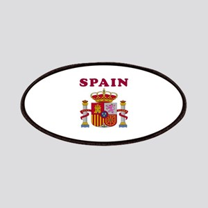 Spain Coat Of Arms Designs Patches