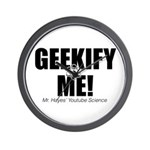 Geekify Me Wall Clock