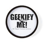 Geekify Me Wall Clock