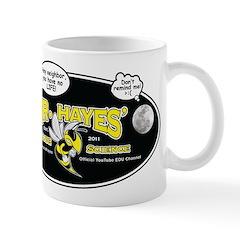 Mr. Hayes' Youtube Science Mug