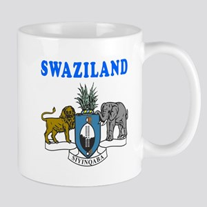 Swaziland Coat Of Arms Designs Mug