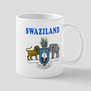 Swaziland Coat Of Arms Designs Mug