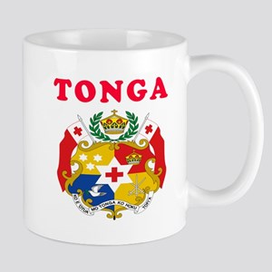 Tonga Coat Of Arms Designs Mug