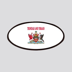 Trinidad and Tobago Coat Of Arms Designs Patches