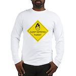 Sleep Deprived Parent Long Sleeve T-Shirt