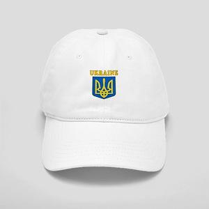 Ukraine Coat Of Arms Designs Cap