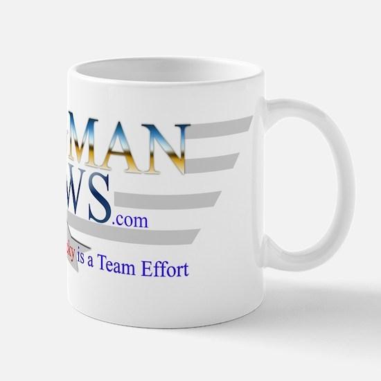 WingmanLaws Logo Mug