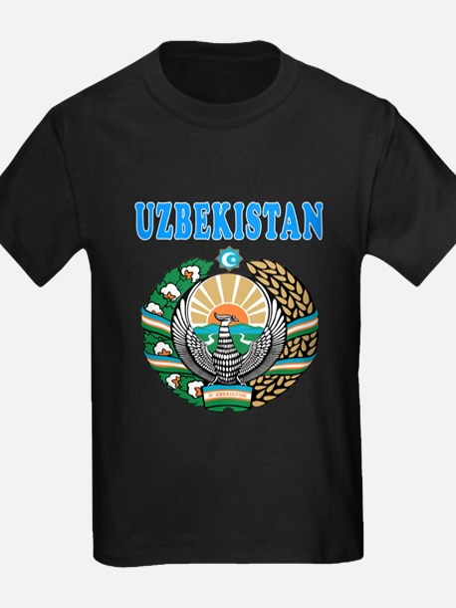 Uzbekistan Coat Of Arms Designs T