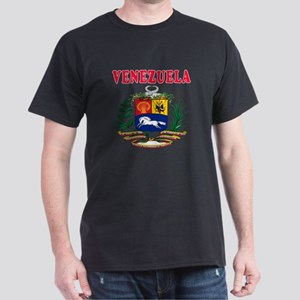 Venezuela Coat Of Arms Designs Dark T-Shirt
