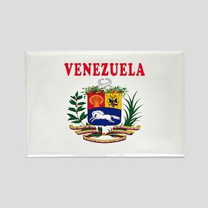 Venezuela Coat Of Arms Designs Rectangle Magnet