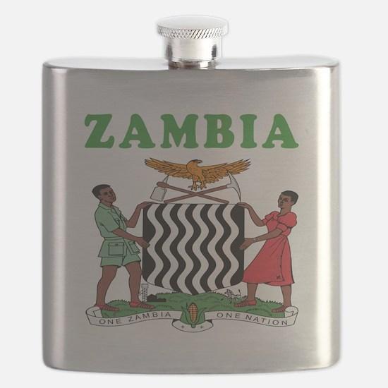Zambian Coat Of Arms