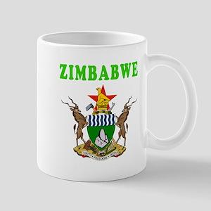 Zimbabwe Coat Of Arms Designs Mug
