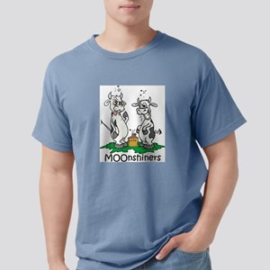 moonshine cows Mens Comfort Colors Shirt