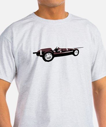 Boyle Maserati Indy Car T-Shirt