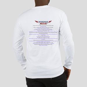 Original Wingman Laws Long Sleeve T-Shirt