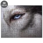Siberian Husky Puzzle Sled Dog Puzzle