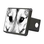 Siberian Husky Sled Dog Rectangular Hitch Cover