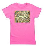 Layers Girl's Tee