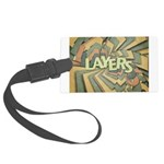 Layers Luggage Tag