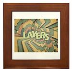 Layers Framed Tile