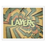 Layers Posters