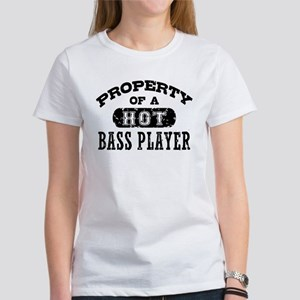 Property of a Hot Bass Player Women's T-Shirt