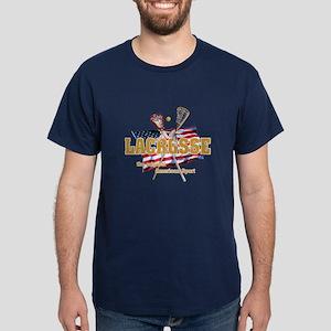 Lacrosse Dark T-Shirt