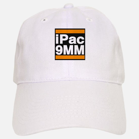 ipac 9mm orange Baseball Baseball Baseball Cap
