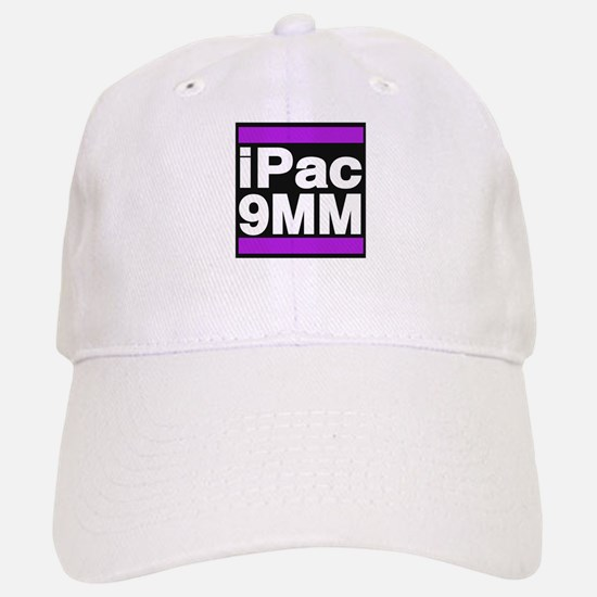 ipac 9mm purple Baseball Baseball Baseball Cap