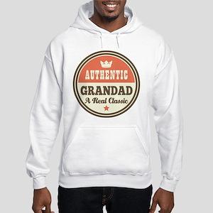 Classic Grandad Hooded Sweatshirt