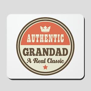 Classic Grandad Mousepad