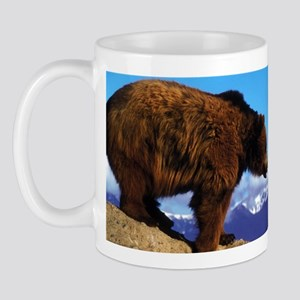 A Grizzly View Mug