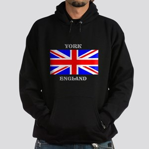 York England Hoodie (dark)