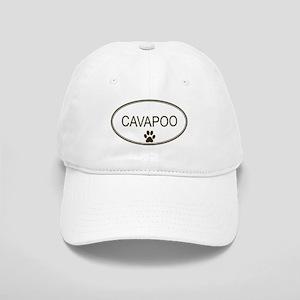 Oval Cavapoo Cap