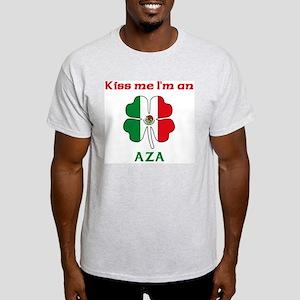 Aza Family Ash Grey T-Shirt
