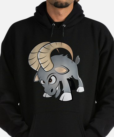 Cartoon Ram Hoody